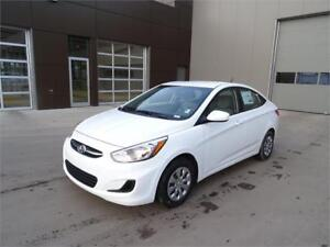 Brand New 2017 Hyundai Accent L Was $15706 now $13288 0% Avail