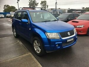 2006 Suzuki Grand Vitara JB Blue Sports Automatic Wagon Sandgate Newcastle Area Preview