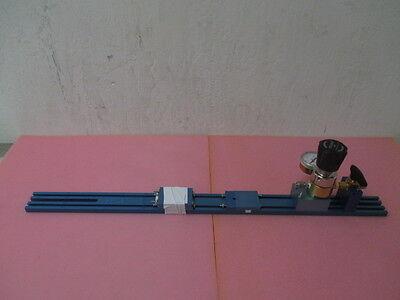 Kinetics Gas Line, Tescom 250, USG w/ 3 brackets