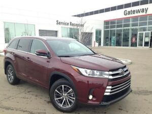 2017 Toyota Highlander XLE 4dr All-wheel Drive