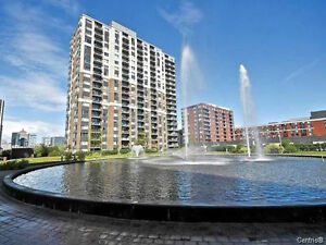 Large 1 Bedroom +Den condo with parking - Available July 1, 2016