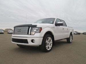2011 F-150 Limited, with a 6.2L V8!! Nav, power steps, dual DVD Edmonton Edmonton Area image 1