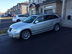 2008 Chrysler Pacifica Limited VUS