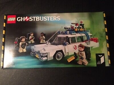 LEGO Ghostbusters Ecto-1 (21108) New in Sealed Box