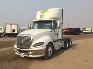 2017 International ProStar +122, Used Day Cab Tractor