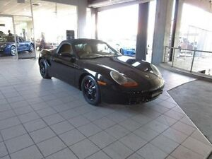 2000 Porsche Boxster S S Black 6 Speed Manual Roadster Thornleigh Hornsby Area Preview
