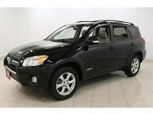 2011 Toyota RAV4 Limited Edition 4x4 96,000Km Certified $15995