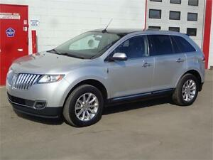 2011 Lincoln MKX AWD ~ NAV ~ Bluetooth ~ Leather ~ $15,900