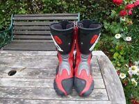 MOTORCYCLE BOOTS SIDI VERTIGO (UK 6.5/Europe 40)