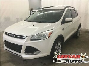 Ford Escape SEL AWD Cuir Navigation MAGS 2013