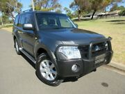 2014 Mitsubishi Pajero NW MY14 GLX-R Grey 5 Speed Sports Automatic Wagon Old Reynella Morphett Vale Area Preview