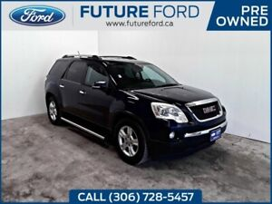 2012 GMC Acadia SLE | ONE OWNER | LOCAL TRADE | ALL SERVICE RECO
