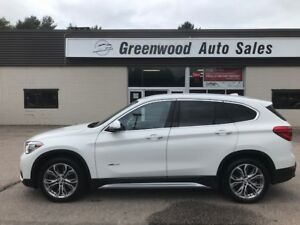 2016 BMW X1 xDrive28i BACKUP CAM! PANO ROOF! FINANCE NOW!