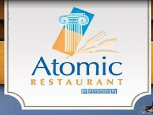ATOMIC restaurant for sale in Laval
