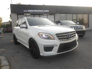 MERCEDES-BENZ ML63 AMG 2012 **PERFORMANCE PACKAGE**