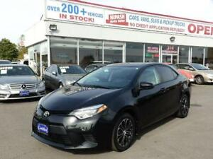 2014 Toyota Corolla CAMERA,BLUETOOTH DEALER MAINTAINED 1-OWNER