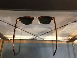 Ray-Ban Clubmaster Tortoise/Gold Sunglasses Windsor Region Ontario image 5
