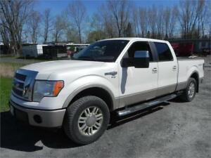 2010 Ford F-150 King Ranch, Cuir, Toit, Bluetooth, Caméra, GPS