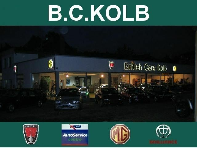 british cars kolb gmbh & co. kg in nürnberg - servicebetrieb-rover