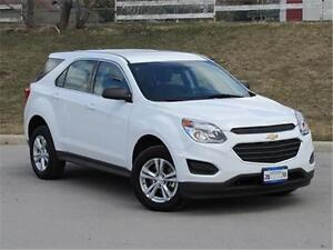 2016 Chevrolet Equinox LS AWD|Onstar 4G LTE WI-FI|Rearview Camer