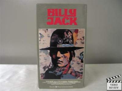 Billy Jack VHS Tom Laughlin, Delores Taylor, Clark Howat; T.C. Frank