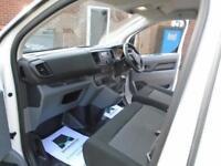 Peugeot Expert 1000 1.6 Bluehdi 95 S Van DIESEL MANUAL WHITE (2017)