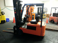 Forklift Training & Certification of the Competency (Licence)
