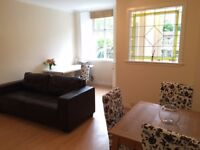 Strathbungo garden flat - 2 bedroom with bathroom and en-suite - available early July - £690pcm