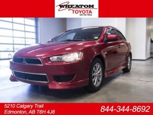 2012 Mitsubishi Lancer SE, Heated Seats, Alloy Rims, Bluetooth,