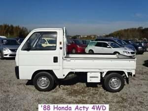 Honda Acty 4WD MINI-TRUCK, cheap cheap cheap Coraki Richmond Valley Preview