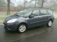 Citreon picasso grand 7seater,, 58reg