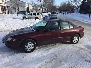 """2004 Chevrolet Cavalier 60kms """"We Finance! Pay direct-No banks"""""""
