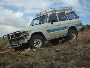 1989 Toyota LandCruiser Wagon Kinross Joondalup Area Preview
