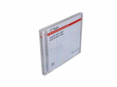 Fits 2001-2003 Audi S8 CD ROM Repair Manual Bentley 65767KC 2002