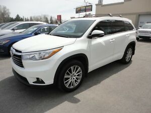 Toyota Highlander XLE 2016 XLE-AWD-Cuir-GPS-ToitOuvrant a vendre