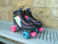 RIO Roller Skates Size 6 - vgc