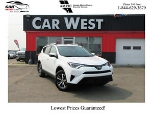 2018 Toyota RAV4 LE | LOW KMS | AWD |