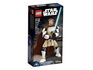 Save 26% Lego Obi Wan Kenobi Build Figure