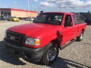2010 Ford Ranger XL - Extended Cab