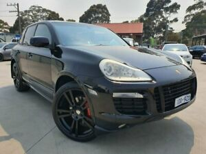 2008 Porsche Cayenne 9PA MY08 GTS Black 6 Speed Sports Automatic Wagon Dandenong Greater Dandenong Preview