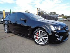 2008 Holden Special Vehicles Clubsport E-Series MY08 Upgrade R8 Tourer Black 6 Speed Pooraka Salisbury Area Preview