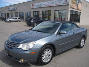 CONVERTIBLE !!! LIKE NEW !!! 2008 CHRYSLER SEBRING TOURING