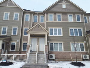 Newly built two bedroom and 2.5 washroom townhouse Oshawa