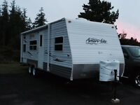 2009 Golfstream Ameri Lite 25BHLE SUV Towable!!