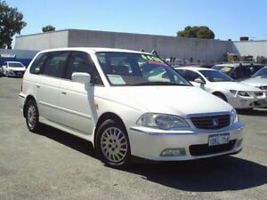 2000 Honda Odyssey V6L (6 Seat) White 5 Speed Automatic Wagon Embleton Bayswater Area Preview