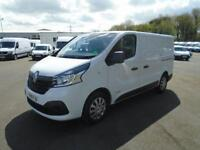 Renault Trafic SL27 DCI BUSINESS+ 115PS DIESEL MANUAL WHITE (2016)