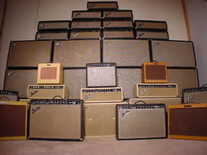 Purchasing Vintage Amplifiers and Instruments