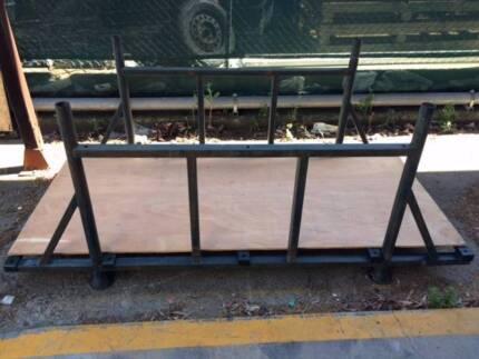 Great price on Long Steel Rack Pallet!
