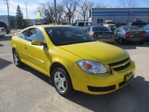 2007 CHEVROLET COBALT  ONLY 103KM,  SAFETY & WARRANTY $4,450