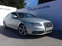 2010 10 Audi A6 Saloon 2.0TDIe ( 136ps ) S Line Manual for sale in AYRSHIRE
